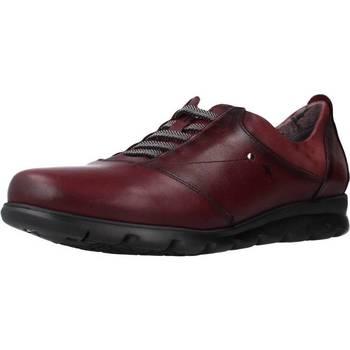 Sapatos Mulher Sapatos & Richelieu Fluchos F0354 Vermelho