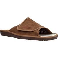 Sapatos Homem Chinelos Nordikas 3116N 3116 Marron