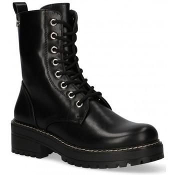 Sapatos Mulher Botas baixas Etika 55076 preto