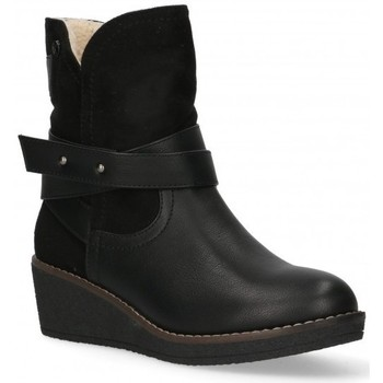 Sapatos Mulher Botins Etika 55086 preto