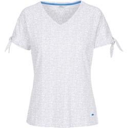 Textil Mulher T-Shirt mangas curtas Trespass  Platina