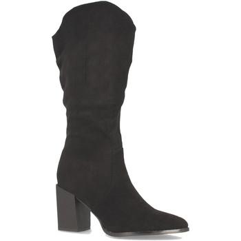 Sapatos Mulher Botas Buonarotti 2A-1400 Negro