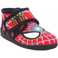 Sapatos Rapaz Pantufas bebé Vulca Bicha Vá para casa criança  1070 vermelho Vermelho