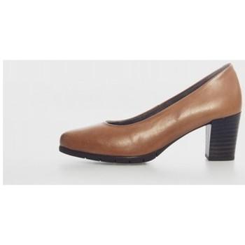 Sapatos Mulher Escarpim Pitillos 1050 Marrón
