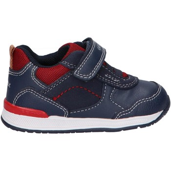 Sapatos Rapaz Sapatilhas Geox B160RA 054AU B RISHON Azul
