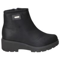 Sapatos Mulher Botins Doctor Cutillas BOTINES  84102 SEÑORA NEGRO Noir