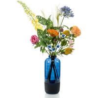 Casa Plantas e Flores Artificiais  Emerald xl Multicolor