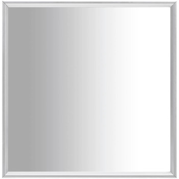 Casa Espelhos VidaXL Espelho 70 x 70 cm Prateado