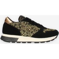 Sapatos Mulher Sapatilhas Sun68 Z41204 Ouro
