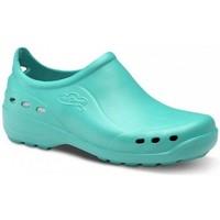 Sapatos Homem Sapatilhas Feliz Caminar ZAPATO SANITARIO UNISEX FLOTANTES SHOES Verde