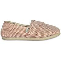 Sapatos Criança Sapatilhas Paez Alpercatas Criança Gum Classic Panama Red Vermelho