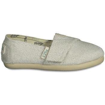 Sapatos Criança Sapatilhas Paez Alpercatas Criança Gum Classic Day Sparks Silver Prata