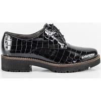 Sapatos Mulher Richelieu Pitillos 1092 Noir