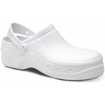 Sapatos Homem Tamancos Feliz Caminar ZAPATO SANITARIO UNISEX FLOTANTES XTREM Branco
