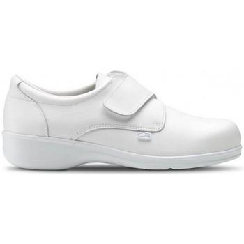 Sapatos Homem Sapatilhas Feliz Caminar ZAPATO SANITARIO UNISEX GAMMA Branco