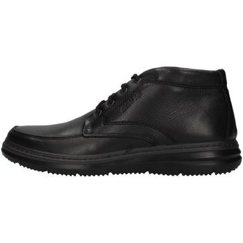 Sapatos Homem Sapatilhas de cano-alto Enval 8208300 Preto