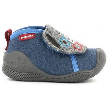 Sapatos Rapaz Chinelos Biomecanics 211163 bleu
