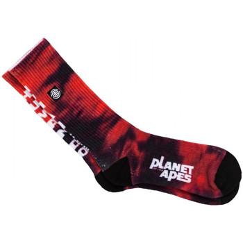 Acessórios Homem Meias Element Pota skate socks Vermelho