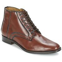 Sapatos Mulher Botas baixas Fericelli TAMALORA Castanho / Claro