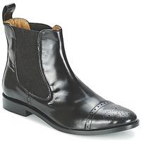 Sapatos Mulher Botas baixas Fericelli GIFOGRA Preto