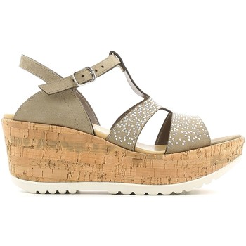 Sapatos Mulher Sandálias Keys 5457 Castanho