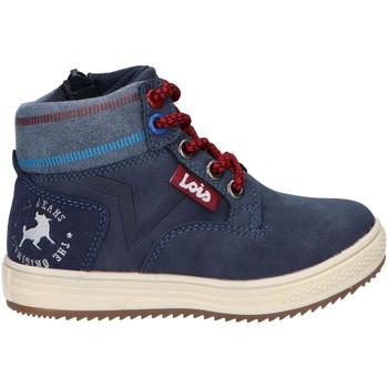 Sapatos Criança Botas baixas Lois 46169 Azul