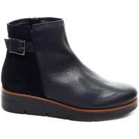 Sapatos Mulher Botins Moda Bella  Negro