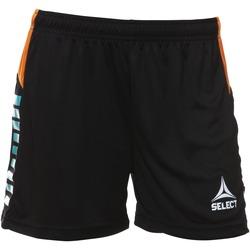 Textil Mulher Shorts / Bermudas Select Short femme  Player Femina noir