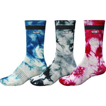 Acessórios Rapaz Meias Globe Chaussettes  All Tied Up 3 Pack asst.