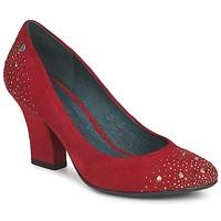 Sapatos Mulher Escarpim Couleur Pourpre GEN Vermelho