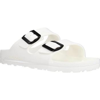 Sapatos Homem Chinelos Nordikas 1780 Branco