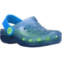 Sapatos Rapariga Tamancos IGOR S10116 Azul