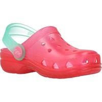 Sapatos Rapariga Tamancos IGOR S10116 Rosa