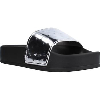 Sapatos Mulher chinelos Munich 4300174 Silver