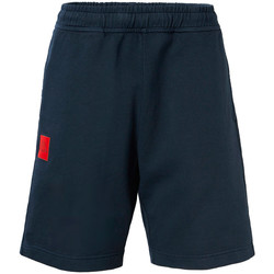 Textil Homem Shorts / Bermudas Kappa  Azul