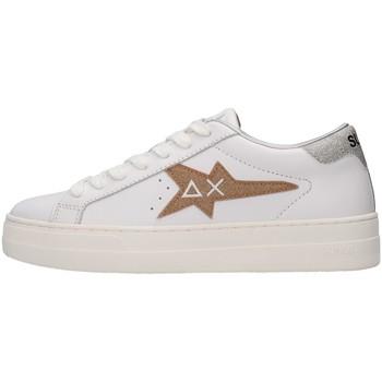 Sapatos Mulher Sapatilhas Sun68 Z41233 Branco