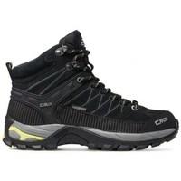 Sapatos Mulher Sapatos de caminhada Cmp Rigel Mid WP Preto