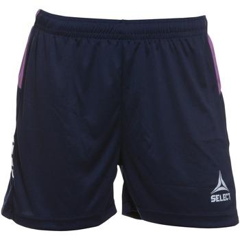 Textil Mulher Shorts / Bermudas Select Short femme  Player Comet bleu navy