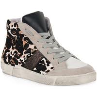 Sapatos Mulher Sapatilhas de cano-alto At Go GO 4146 CHICCO BIANCO Bianco