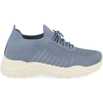 Sapatos Mulher Sapatilhas Buonarotti 2AP-1436 Azul