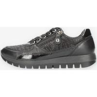 Sapatos Mulher Sapatilhas Enval 82656 Preto