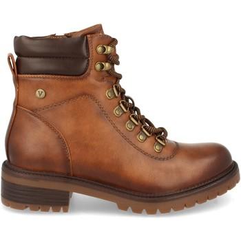 Sapatos Mulher Botins Clowse VR1-321 Cuero