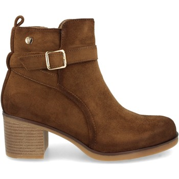 Sapatos Mulher Botas baixas Clowse VR1-353 Kaki