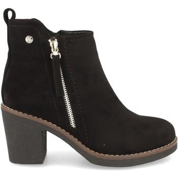 Sapatos Mulher Botas baixas Clowse VR1-303 Negro