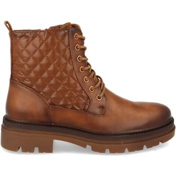Sapatos Mulher Botins Clowse VR1-320 Cuero