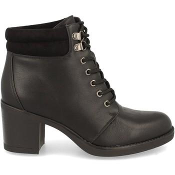 Sapatos Mulher Botins Clowse VR1-328 Negro