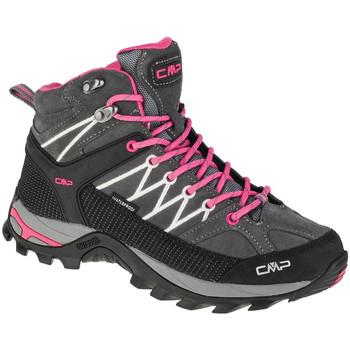 Sapatos Mulher Sapatos de caminhada Cmp Rigel Mid Grise