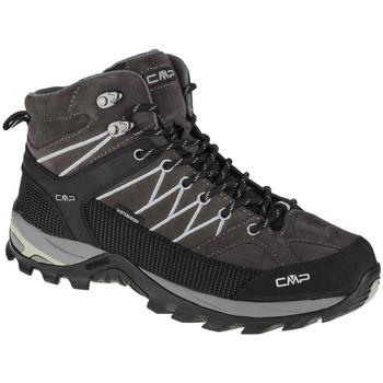 Sapatos Homem Sapatos de caminhada Cmp Rigel Mid Grise