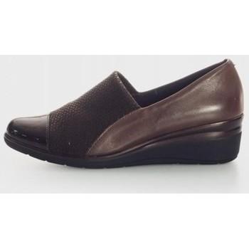 Sapatos Mulher Sapato de vela Pitillos 1022 Marrón
