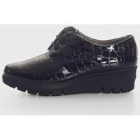 Sapatos Mulher Sapato de vela Pitillos 1111 Negro